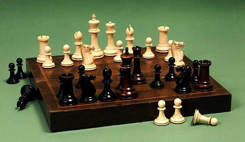 Как играть в шахматы. Взятие фигуры