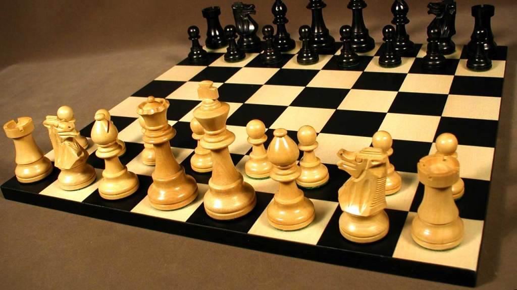 Как играть в шахматы. Шахматная доска