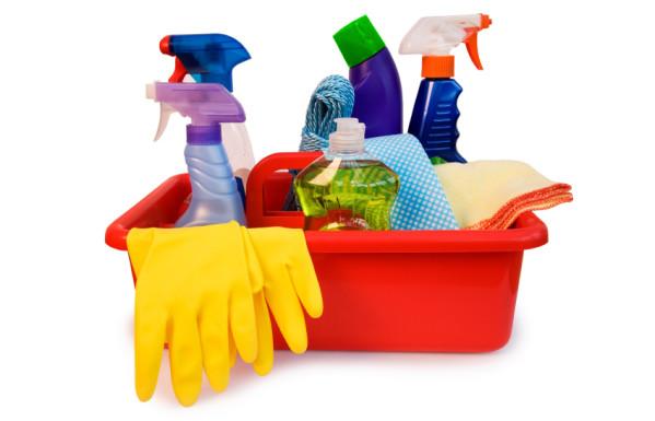 Как делать уборку в доме и когда?